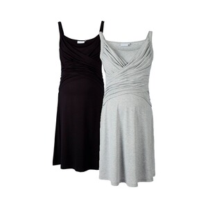 2hearts LOVE IS IN THE AIR 2er-Pack Umstands- und Still-Kleid