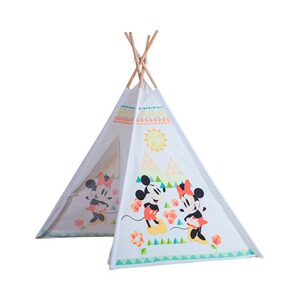 JOHN DISNEY MICKEY MOUSE & FRIENDS Spielzelt Tipi Mickey