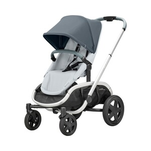 Quinny  Hubb Kinderwagen  Graphite on Grey