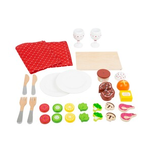 Small Foot  Dinner-Set aus Holz