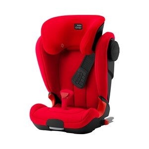 BRITAX RÖMER  Kidfix II XP SICT Kindersitz  Black Series fire red