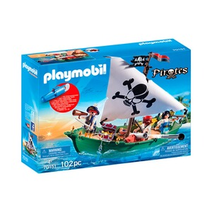 Playmobil® PIRATES 70151 Piratenschiff
