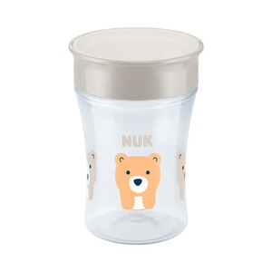 NUK  Trinklernbecher Magic Cup 230 ml  weiß