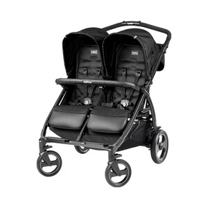 Peg Perego  Book For Two Zwillings- und Geschwisterwagen  Class Black