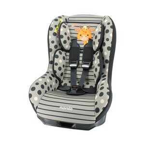 Osann  Safety Plus Kindersitz  giraffe