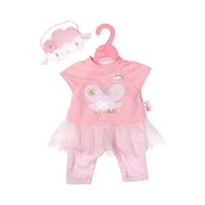 Zapf Creation BABY ANNABELL Puppen Outfit Sweet Dreams Nachtfee 43cm