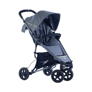 TFK  DOT2 Buggy mit Liegefunktion  Quiet Shade