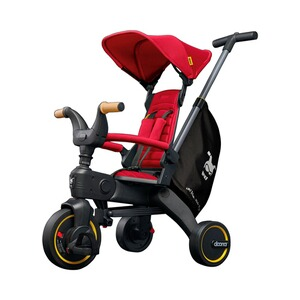 Doona  Dreirad Liki Trike S5  Flame Red / rot