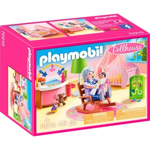 Playmobil® DOLLHOUSE 70210 Babyzimmer