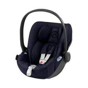 Cybex PLATINUM Cloud Z i-Size Plus Babyschale  midnight blue