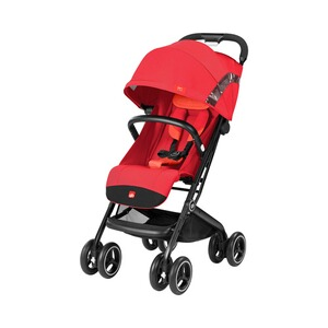 gb GOLD Qbit+ All Terrain Buggy  Rose Red