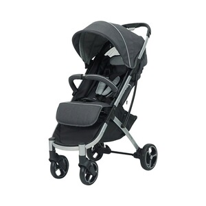 knorr-babyPREMIUMX-Easy-Fold Buggy mit Liegefunktion  anthrazit 1