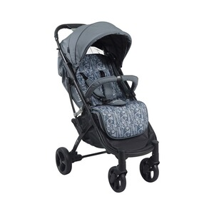 knorr-baby  X-Easy-Fold Note Buggy mit Liegefunktion  grau
