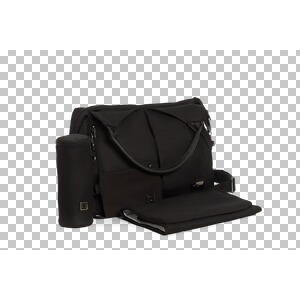 Moon  Wickeltasche Trend  black