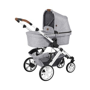 ABC Design  Salsa 4 Kombikinderwagen  graphite grey