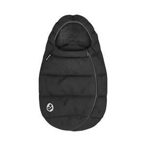 Maxi-Cosi  Winter-Fußsack für CabrioFix, Pebble, Pebble Plus, Citi, Rock  essential black