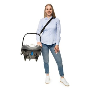 reer  Clip&Go Carry Tragegurt für Babyschale