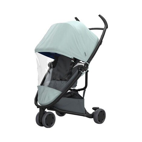 QuinnyZapp Flex Buggy mit Liegefunktion  Graphite on Blush 5