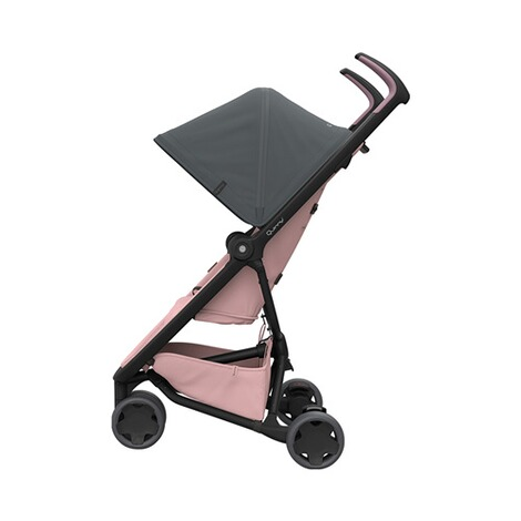 QuinnyZapp Flex Buggy mit Liegefunktion  Graphite on Blush 2