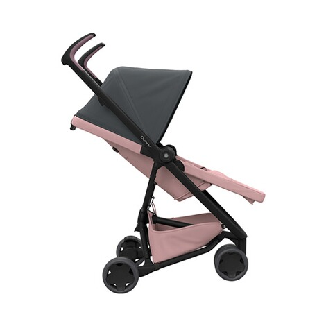 QuinnyZapp Flex Buggy mit Liegefunktion  Graphite on Blush 3