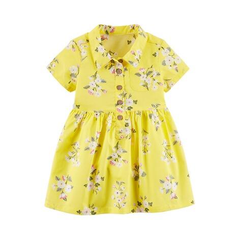 CARTER´S Kleid kurzarm Blumen online kaufen   baby-walz