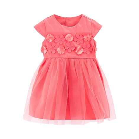 CARTER´S Kleid Flügelarm Tüll Blumen online kaufen | baby-walz