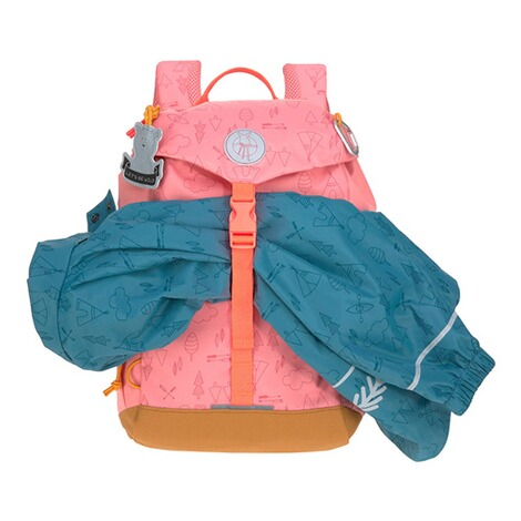 LässigKindergartenrucksack Outdoor Mini Backpack Adventure  rosa 5