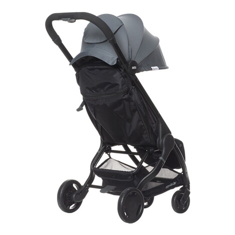 Metro Compact City Buggy mit Liegefunktion  grey 4