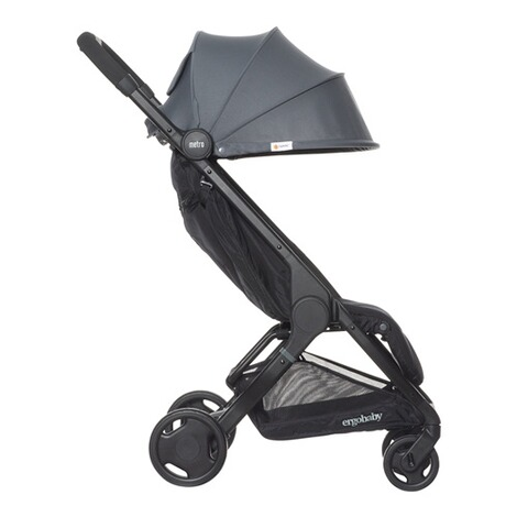 Metro Compact City Buggy mit Liegefunktion  grey 2