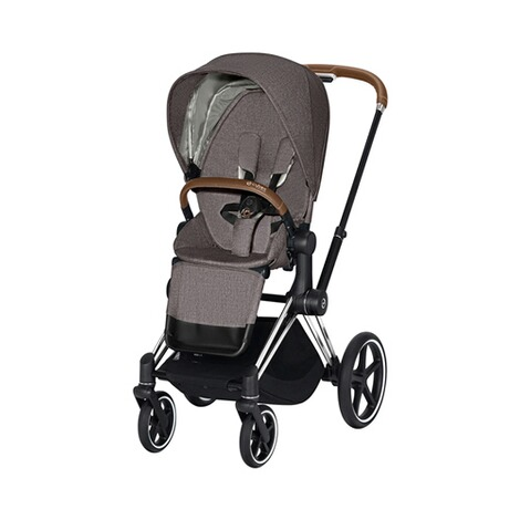 CybexPLATINUMSitzpaket Plus für PRIAM, e-PRIAM  manhattan grey 7