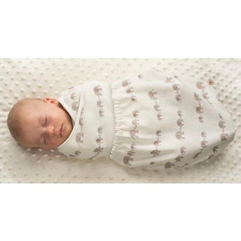 Swaddler Robots Puck Schlafsack Ganzj/ährig Pucktuch Ergobaby Pucksack Baby 0-3 Monate Baumwolle