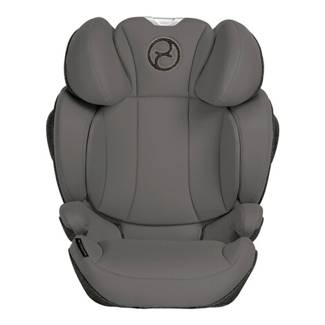CybexPLATINUMSolution Z i-Fix Kindersitz  soho grey 2