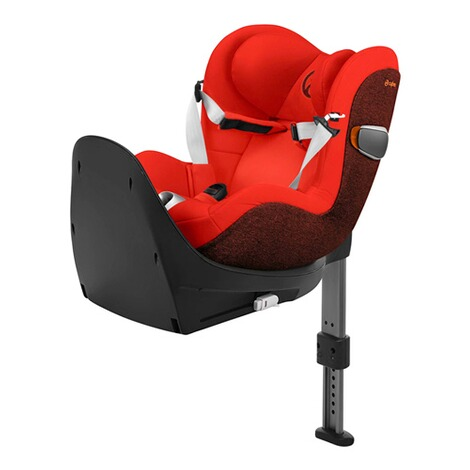 CybexPLATINUMSirona Zi i-size Plus Kindersitz  deep black 8