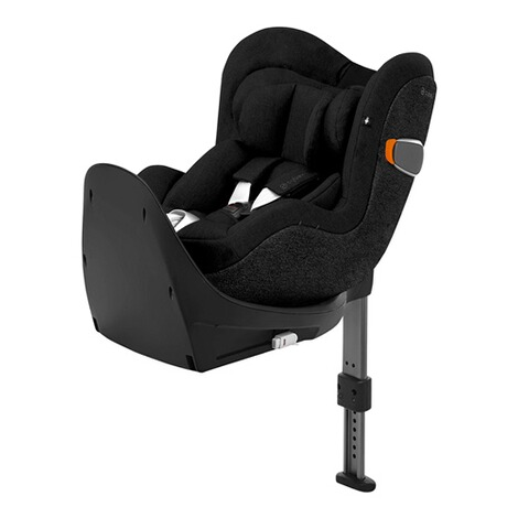 CybexPLATINUMSirona Zi i-size Plus Kindersitz  deep black 1