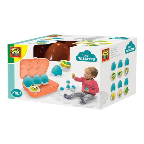 SES Tiny Talents Sortier Eier online kaufen | baby walz