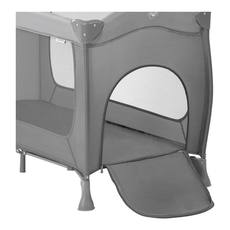 HauckReisebett Sleep N Play Go Plus  grey 7