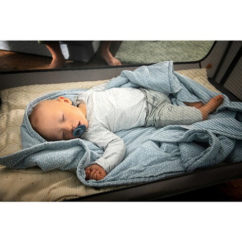 HauckReisebett Sleep N Play Go Plus  grey 9