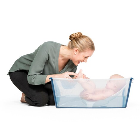 Stokke®FLEXIBATHBadewannensitz Newborn Support 5