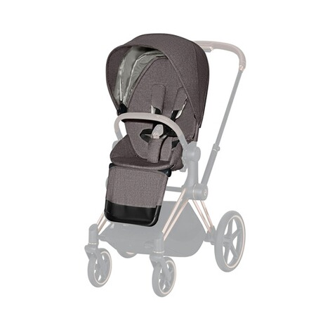 Cybex PLATINUM Sitzpaket Plus für Priam  manhattan grey 1