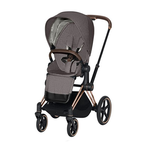 Cybex PLATINUM Sitzpaket Plus für Priam  manhattan grey 4