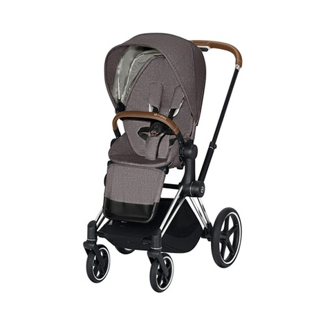 Cybex PLATINUM Sitzpaket Plus für Priam  manhattan grey 2
