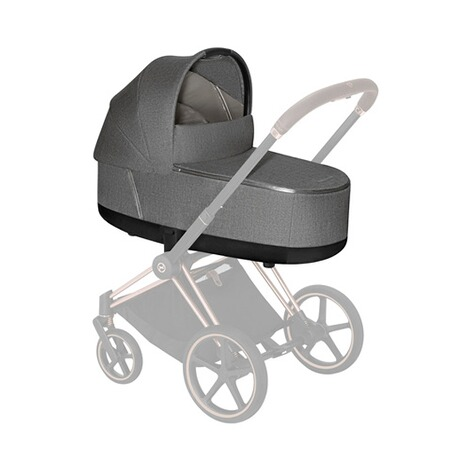 CybexPLATINUMTragewanne Plus Priam Lux  manhattan grey 1