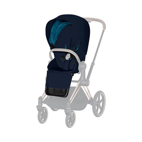 Cybex PLATINUM Sitzpaket Plus für Priam  midnight blue 1