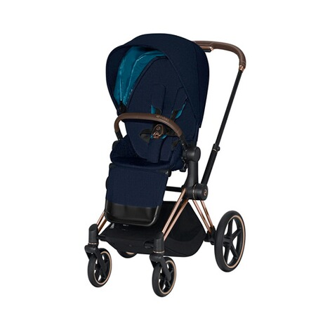 Cybex PLATINUM Sitzpaket Plus für Priam  midnight blue 4