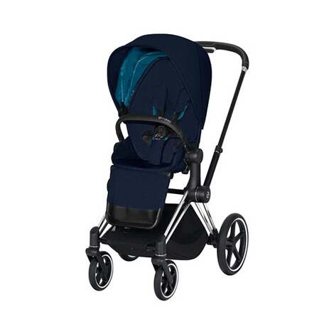 Cybex PLATINUM Sitzpaket Plus für Priam  midnight blue 2