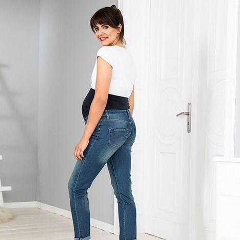 2hearts WE LOVE BASICS Umstands-Jeans 5