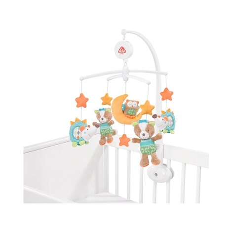 Fehn  Musik-Mobile Sleeping Forest 40 cm 2