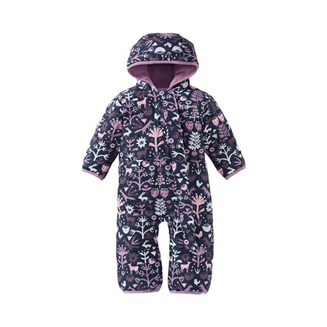 Schneeoverall Snuggly Bunny rosa