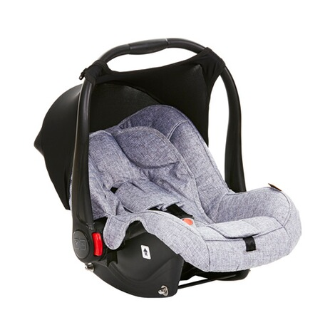 ABC DesignHazel Babyschale  graphite grey 2