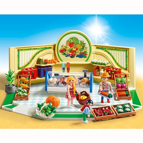 Playmobil® CITY LIFE 9403 Bioladen online kaufen | baby-walz